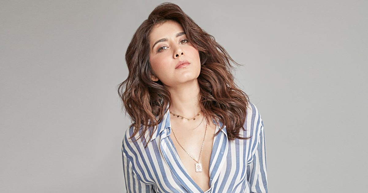 Raashii Khanna Jumps Into The Last Schedule Of Andhadhun's Malayalam Remake 'Bhramam,' Read On