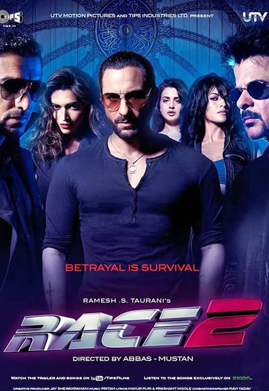Race2 Poster