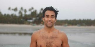 Rahul Khanna a 'beach bum' always prepared for a 'sandemic'