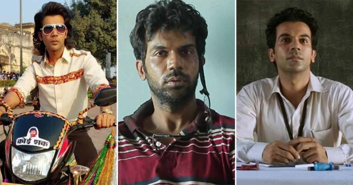 Celebrating The Best Films Of Rajkummar Rao