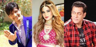 Rakhi Sawant Calls KRK A Liar In Salman Khan Row