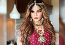 Rakhi Sawant gets first shot for Covid vaccine