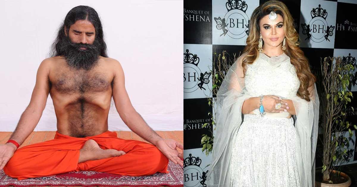 Rakhi Sawant In 2011 Said She Found Baba Ramdev Hot & S*xy
