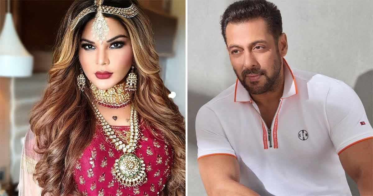 Rakhi Sawant Thinks Salman Khan & Fans 'Adopted' Her For Being Real