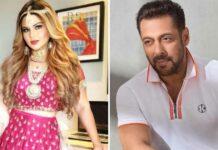 Rakhi Sawant Wants Salman Khan To Teach Her Husband Ritesh A Lesson In Bigg Boss 15