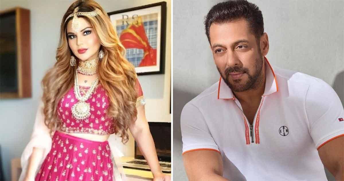 Rakhi Sawant Wants To Participate In Bigg Boss 15 So That Salman Khan Can Teach Him A Lesson