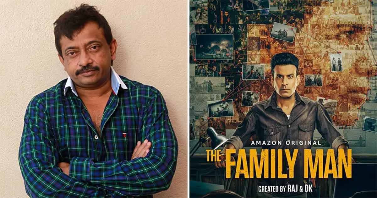 "Ram Gopal Varma calls Amazon Prime Video's superhit show, The Family Man 2, "" A realistic James Bond Franchise"""