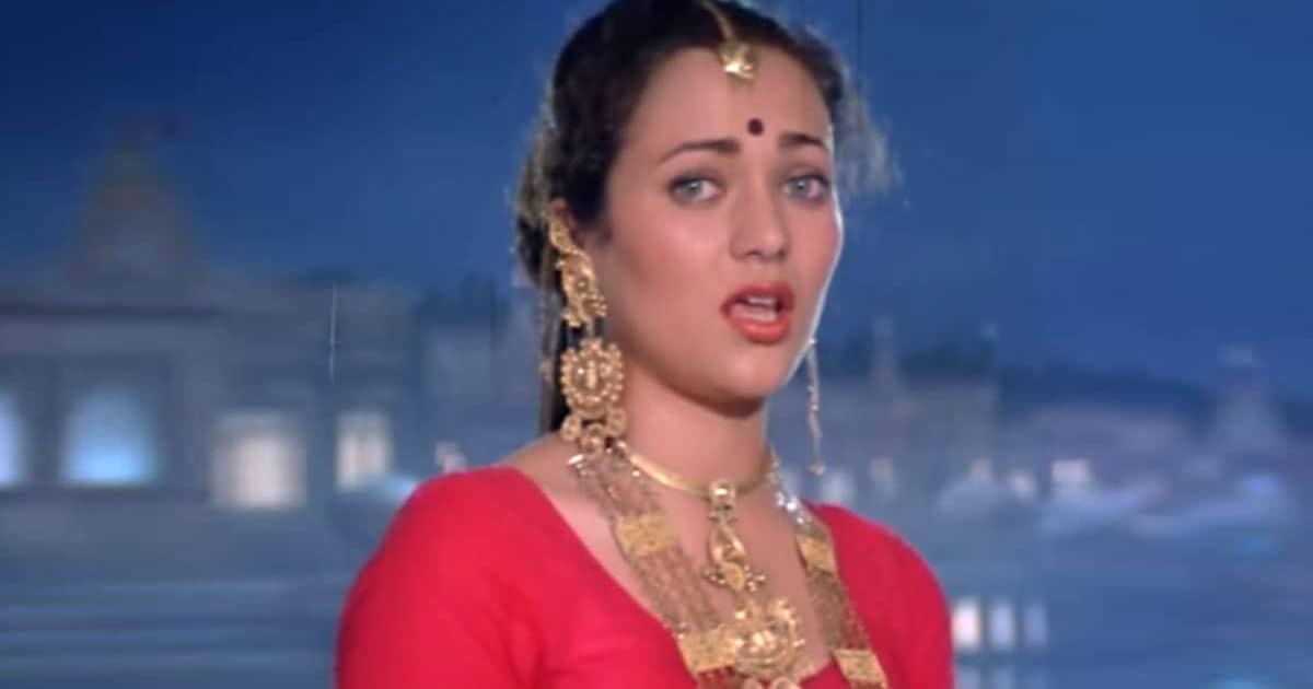 Ram Teri Ganga Maili Actress Mandakini's Stunning Pictures Are Breaking The Internet