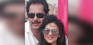 Ramayan: Dipika Chikhlia Takes The Trending Couple Challenge With Husband Hemant Topiwala