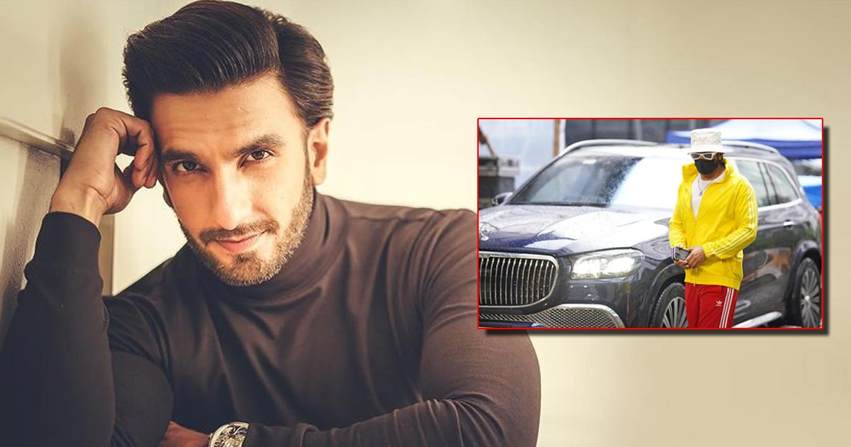 Ranveer returns to the sets! See pictures: