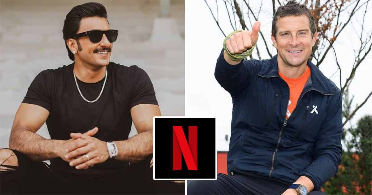 Ranveer Singh & Bear Grylls' Collaboration On Netflix To Feature Some Never-Seen-Before Stunts