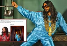 Ranveer Singh Invites 'Sasta Jared Leto', ' Captain Jack Sparrow + Jesus' Memes With His Next Level Gucci Outfit - Deets Inside