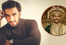 Ranveer Singh Once Encountered A Ghost On The Set Of Bajirao Mastani