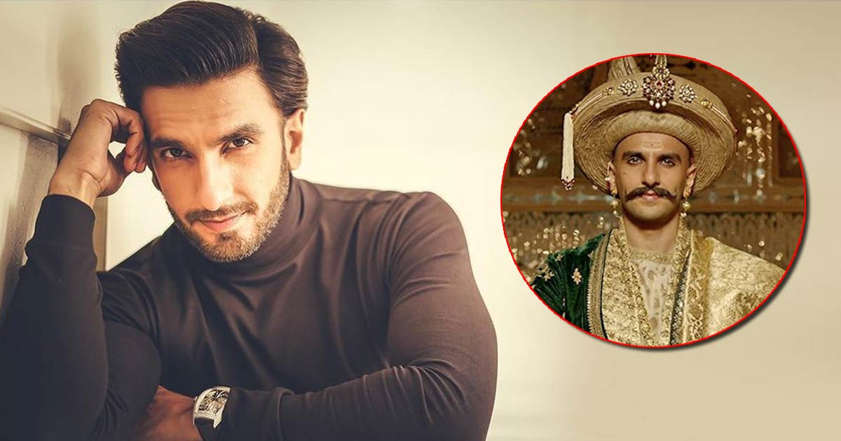 """Ranveer Singh Once Claimed He Saw Bajirao's Ghost During The Film's Shoot & Said """"It Was A Very Trippy Experience"""""""