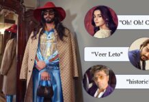 Ranveer Singh surprises with new fashion experiment in long tresses