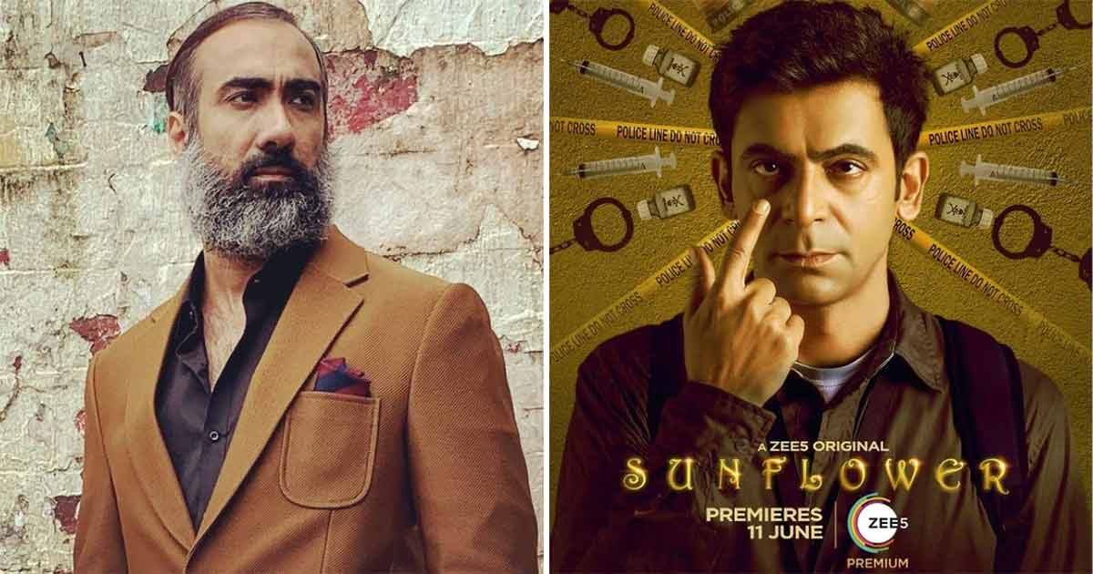 """Ranvir Shorey Reveals Why He Said Yes To Sunflower; Adds, """"Sunil Grover Is A Very Good Actor"""""""