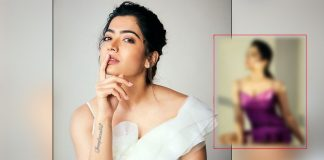 Rashmika Mandanna Is Oozing The Oomph In A Satin Slip Sultry Dress & We Can't Take Our Eyes Off Her - Deets Inside