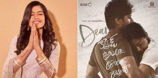 Rashmika Mandanna on 'Dear Comrade' Hindi dub crossing 250mn views