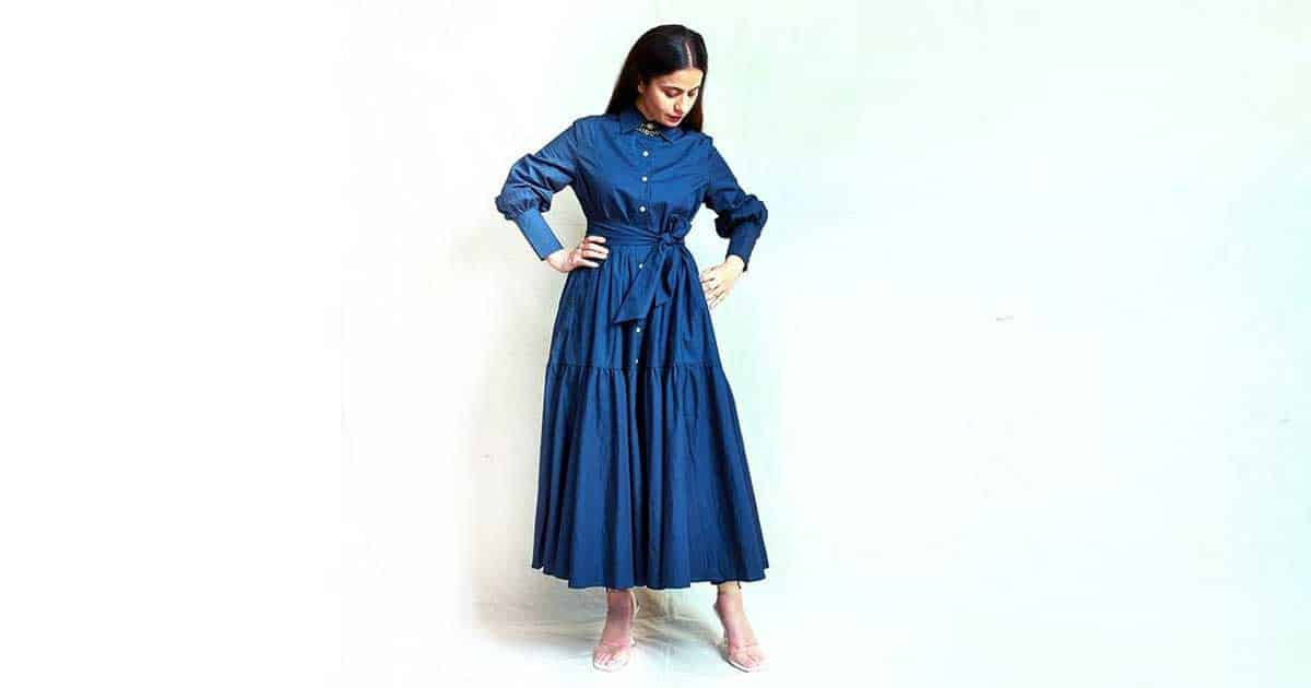 Rasika Dugal Gives Some Pro Tips On How To Style An Ankle Length Shirt Dress In 4 Steps, Read On