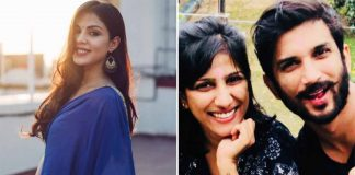 Rhea Chakraborty Accuses Sushant Singh Rajput's Sister Priyanka & His Brother-In-Law Of Consuming Marijuana With The Late Actor