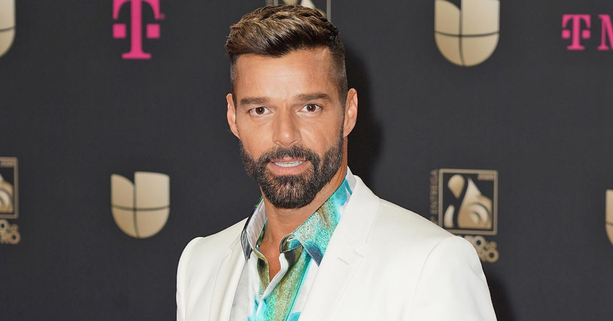 Ricky Martin: Don't know if I'm not getting acting parts because I'm gay