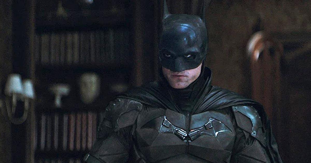 Robert Pattinson's The Batman Won't Be Getting A Second Batsuit