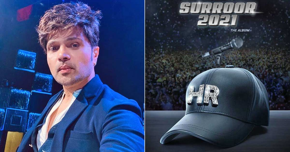 Rockstar Himesh Reshammiya releases the the First look of his new album - Surroor 2021