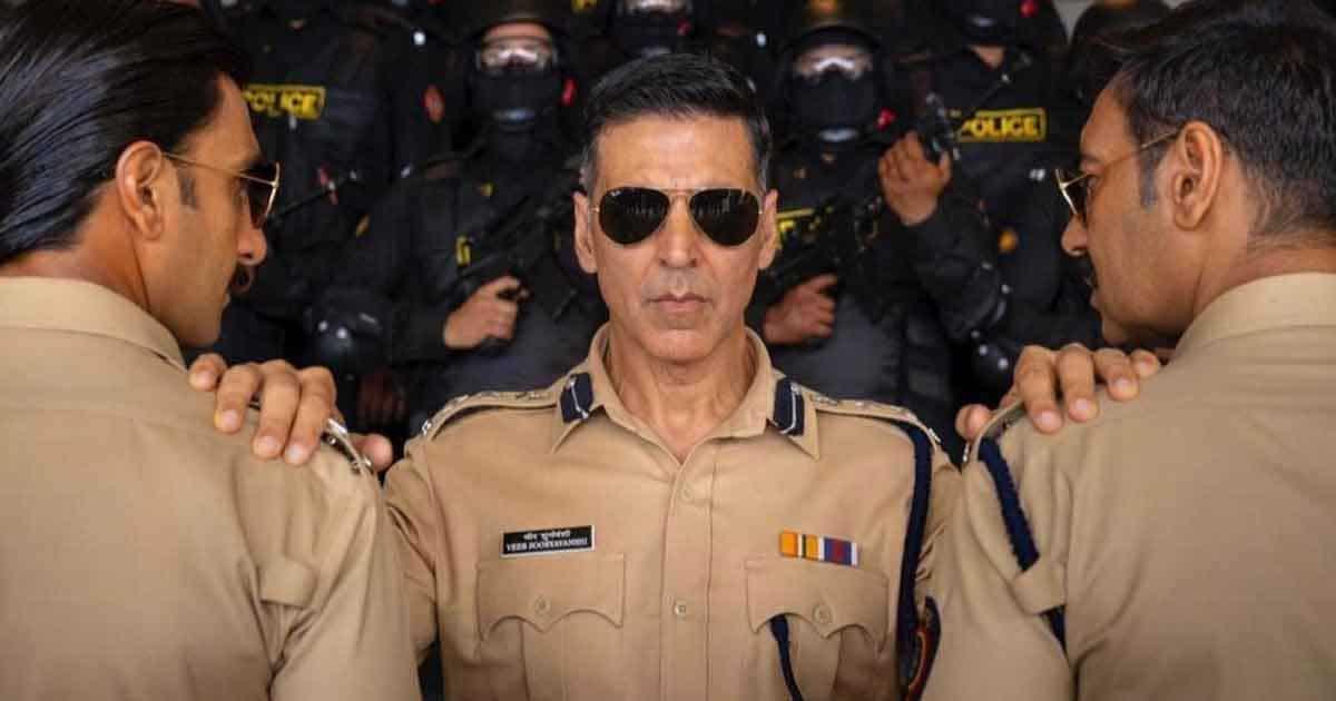 Rohit Shetty's Sooryavanshi Starring Akshay Kumar & Katrina Kaif Scheduled For Independence Day Release?
