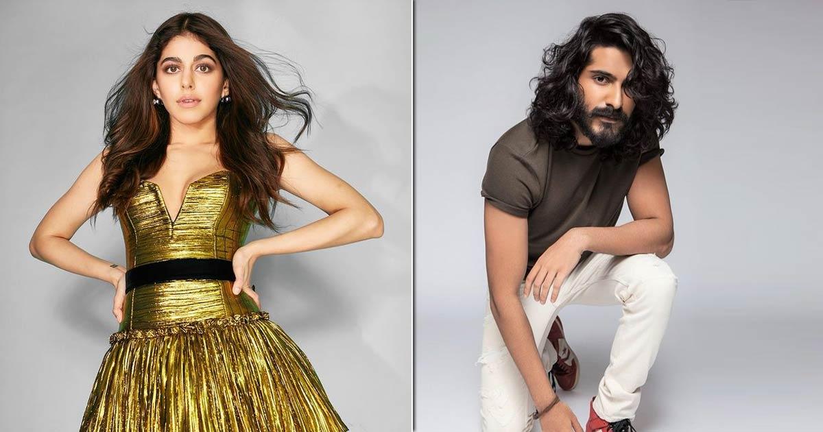 Alaya F Dismisses Rumours Of Working With Harsh Varrdhan Kapoor In Rhea Kapoor's Next