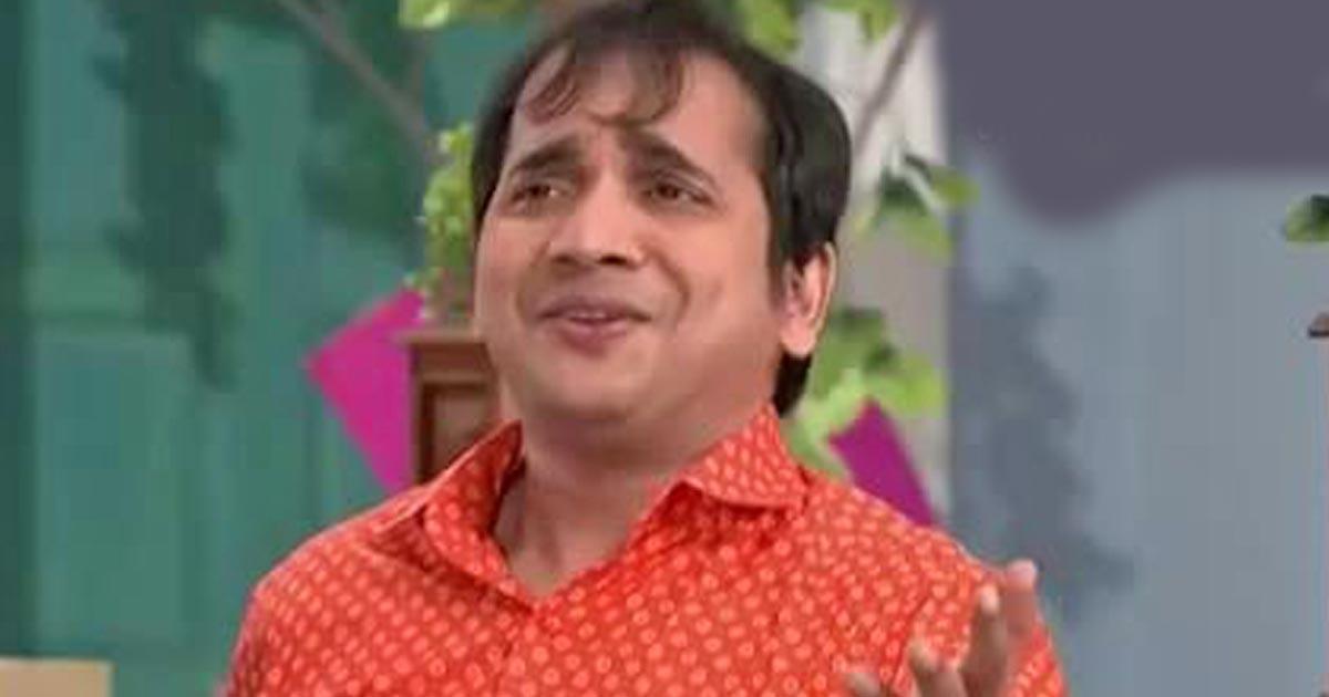 Saanand Verma As Anokhelal Saxena In Bhabiji Ghar Par Hai