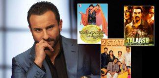 Saif Ali Khan Has Rejected Some Amazing Films Including DDLJ, 2 States, Talaash & More
