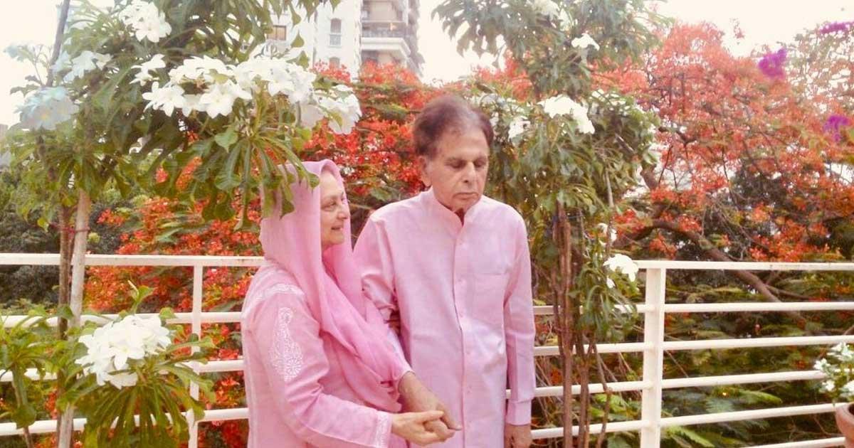 Saira Banu Shares Dilip Kumar's Health Update, Addresses The Rumours
