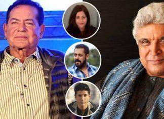 Salim Khan-Javed Akhtar Documentary Gets Its Title! Salman Khan, Farhan Akhtar & Zoya Akhtar To Play A Major Part Behind The Scenes