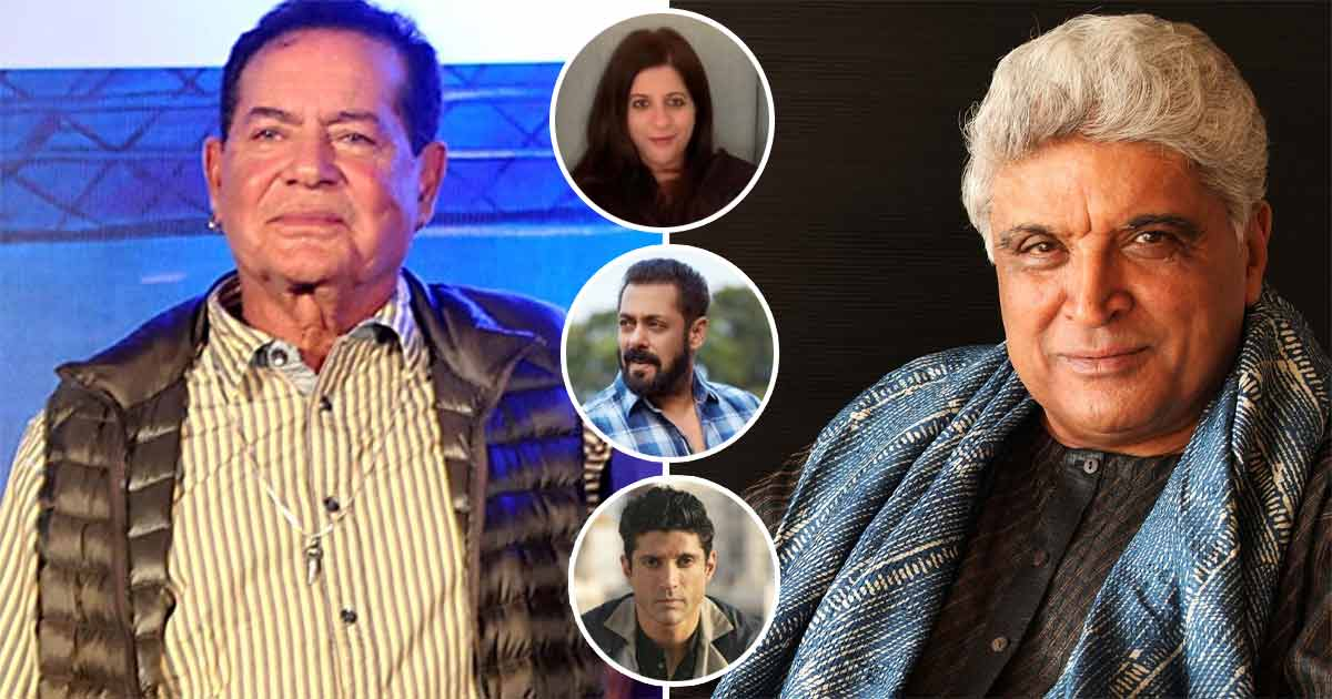 Salim Khan-Javed Akhtar Documentary Title Has A Connection To Amitabh Bachchan, The Writer Kids Onboard As Producers