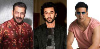 Salman Khan, Akshay Kumar & Ranbir Kapoor Making Noise In The Highest Grossers Of June List