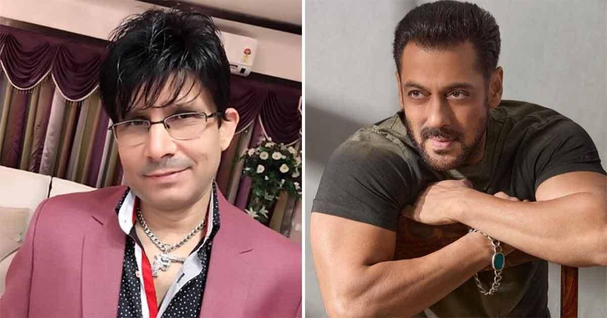 Salman Khan Requests Contempt Action Against KRK As He Continues To Make Defamatory Statements