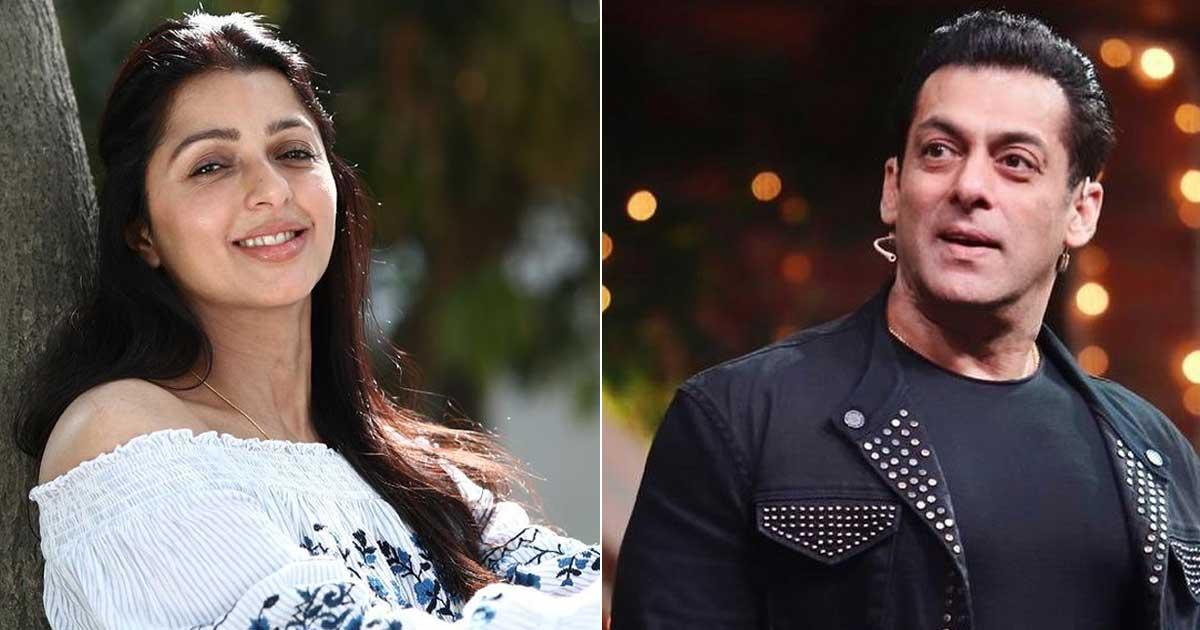 Salman Khan's Tere Naam Co-Star Bhumika Chawla Approached For Bigg Boss' Next Season?