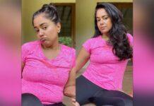 Sameera's weight loss recipe: Intermittent fasting, sugar control, yoga, badminton