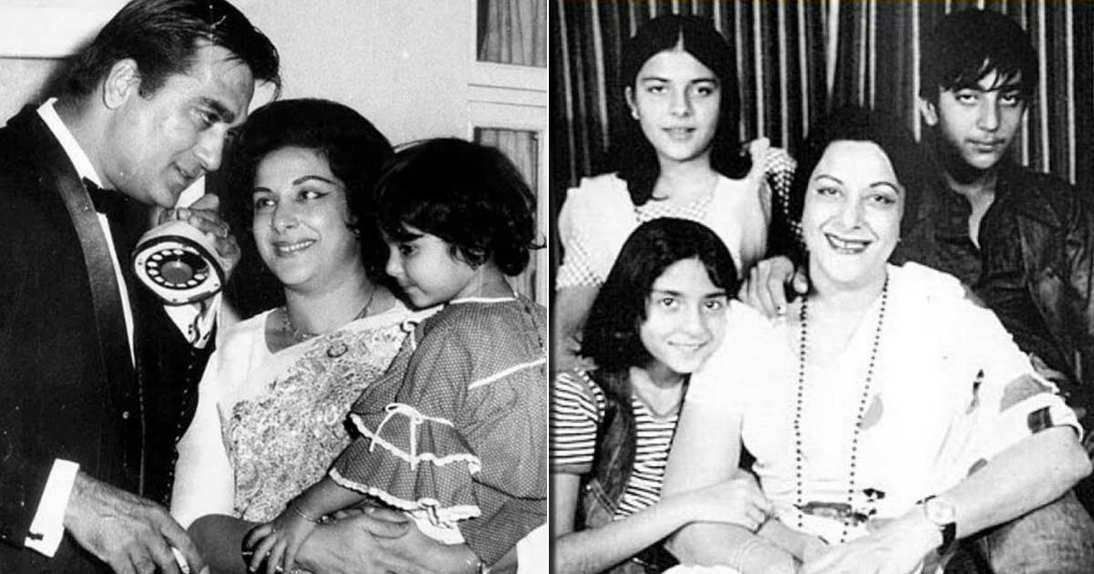 Sanjay Dutt Shares Unseen Pics Of Mother Nargis On Her Birth Anniversary