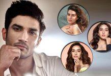 Sara Ali Khan, Kriti Sanon & Shraddha Kapoor Pay Emotional Tribute To Sushant Singh Rajput