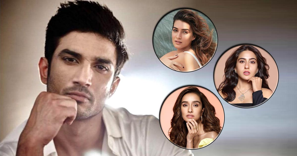 Sushant Singh Rajput First Death Anniversary: Sara Ali Khan, Kriti Sanon & Shraddha Kapoor's Emotional Tribute To The Late Actor Will Leave You Heartbroken