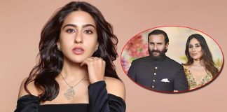 "Sara Ali Khan Reveals Her First Reaction When She Saw Kareena Kapoor Khan & 'Abba' Saif Ali Khan's Newborn, ""He Looked At Me & Smiled…"" - Check Out"