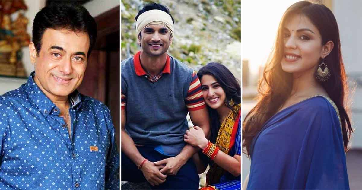 Kedarnath Actor Nitish Bhardwaj Rubbishes Rumours Of Sara Ali Khan & Sushant Singh Rajput Consuming Drugs On The Set