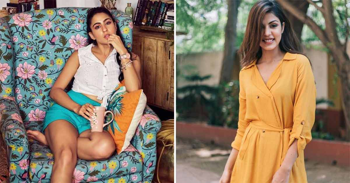 Sara Ali Khan Offered Joints To Rhea Chakraborty, Explosive Details Revealed By NCB
