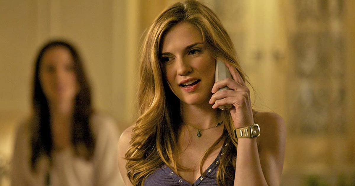Sara Canning As Jenna Sommers In TVD