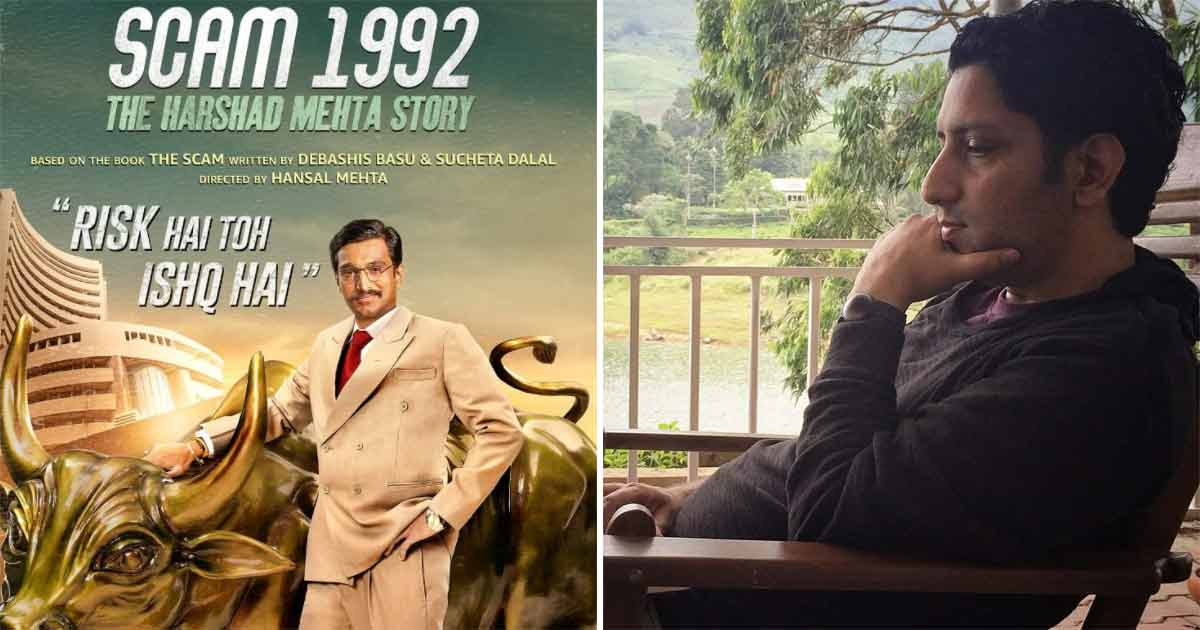 How Scam 1992 Became A Blockbuster With No Popular Actor, Small Story & The 'Indie', Not A Mainstream Vibe Decodes Its Writer Sumit Purohit