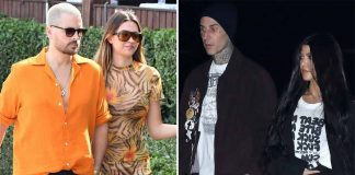 """Scott Disick Gives His Blessings To Kourtney Kardashian & Travis Barker; """"If You Really Love Somebody..."""""""