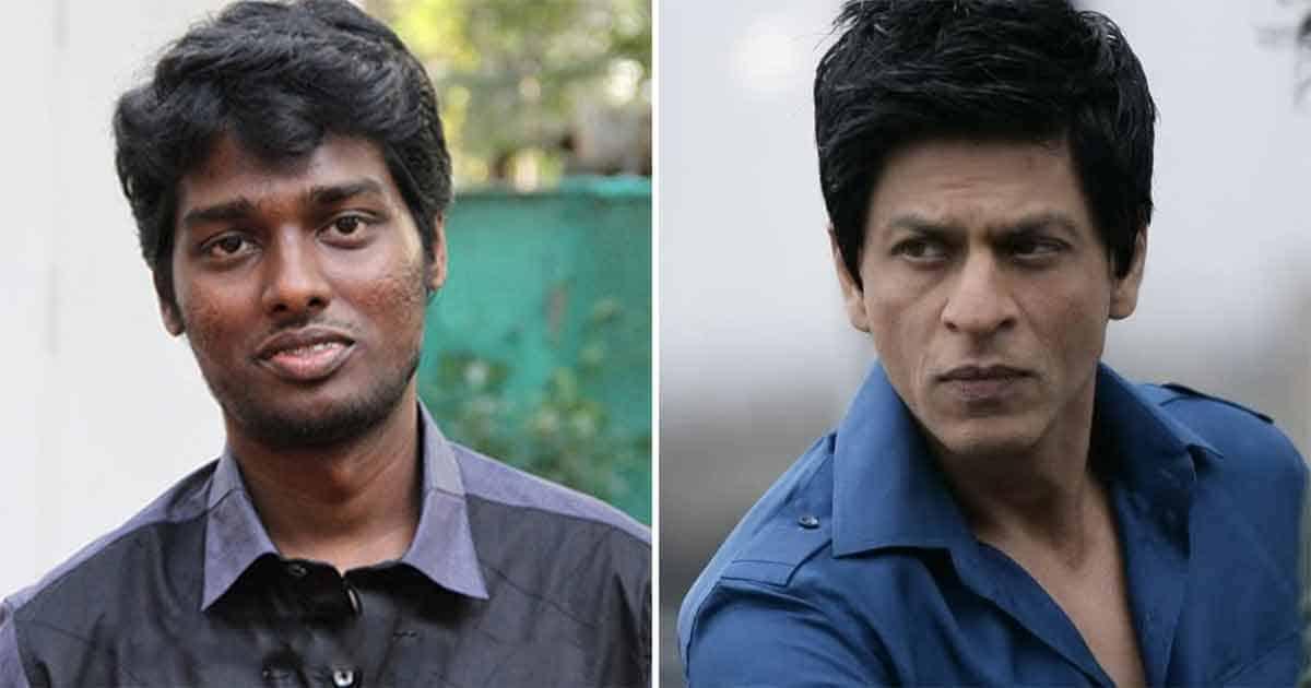 Update On Shah Rukh Khan & Atlee's Next