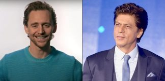 Shah Rukh Khan Finally Reacts After Tom Hiddleston Expressed His Fondness For King Khan