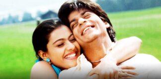 Shah Rukh Khan & Kajol Wasted Two Entire Magazines While Shooting A Steamy Scene In DDLJ